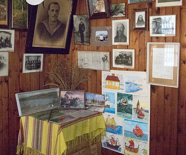 The Dacha Museum of the Writer A. S. Novikov-Priboy