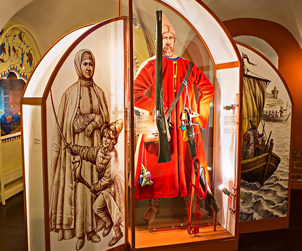 """""""The Strelets Chambers"""" Moscow Streltsy Museum"""