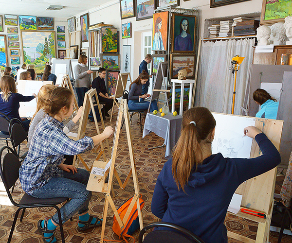 """""""Workshop-Museum of Realistic Painting of Alexandra Varentsova"""" Private Institution"""