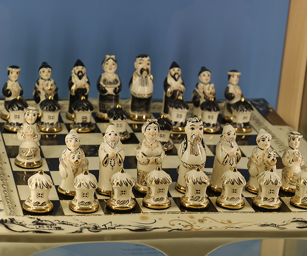 Museum of Porcelain and Chess