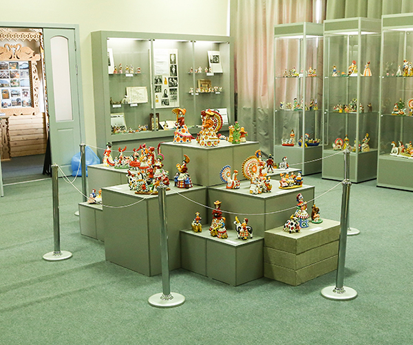The Dymkovo Toy Museum