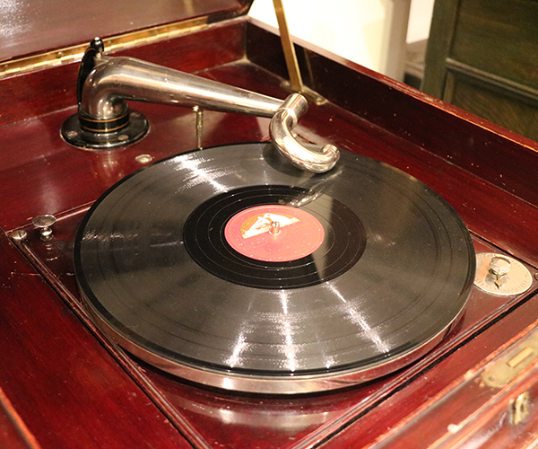 The Museum of Gramophones and Phonographs