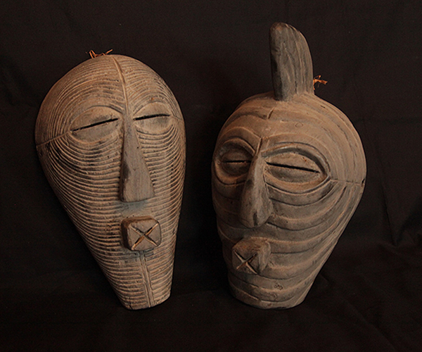 The Ritual Masks and Figures of the World Club-Museum-Lecture Hall