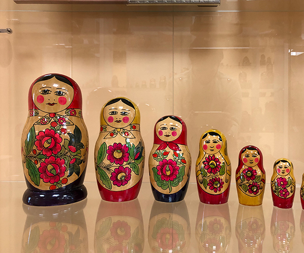 Museum of Matryoshka dolls and Traditional toys