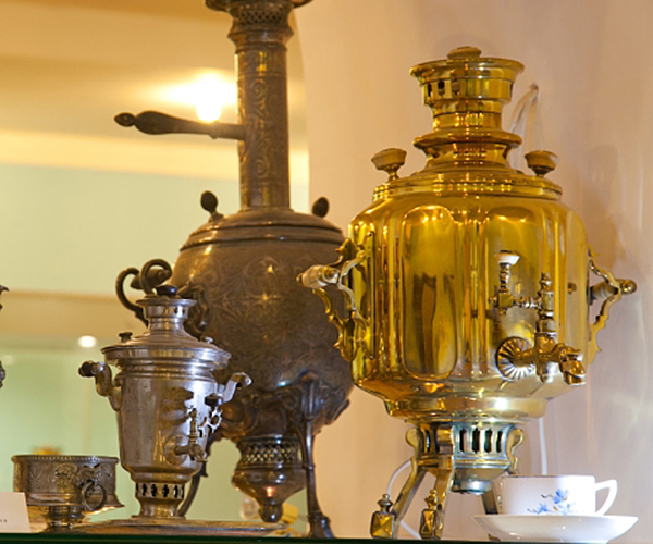 The Russian Samovar Museum
