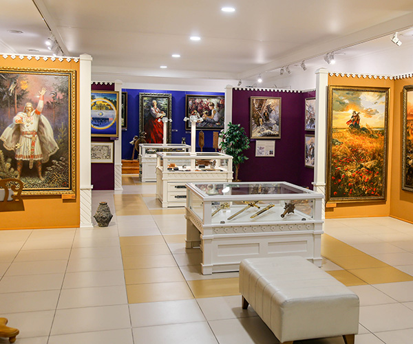 First Museum of Slavic Mythology