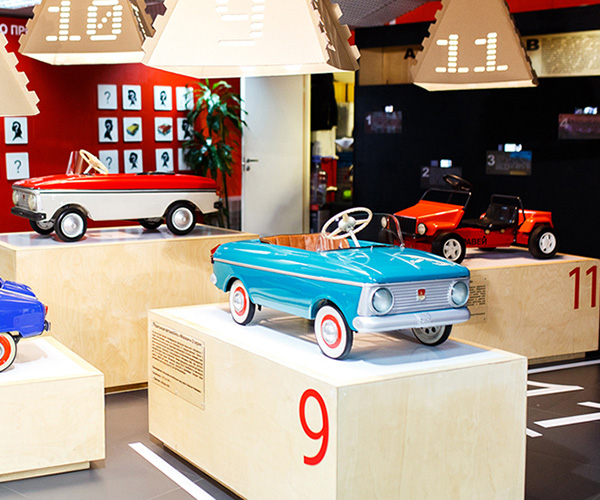 The Car Stories Museum