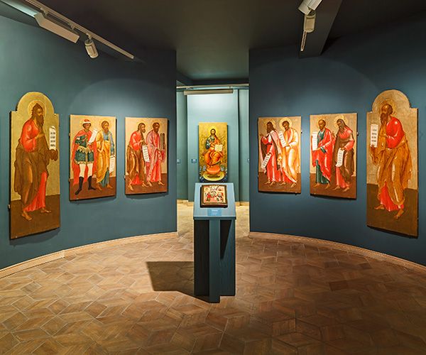 Private Cultural Institution «The Museum of the Russian Icon»