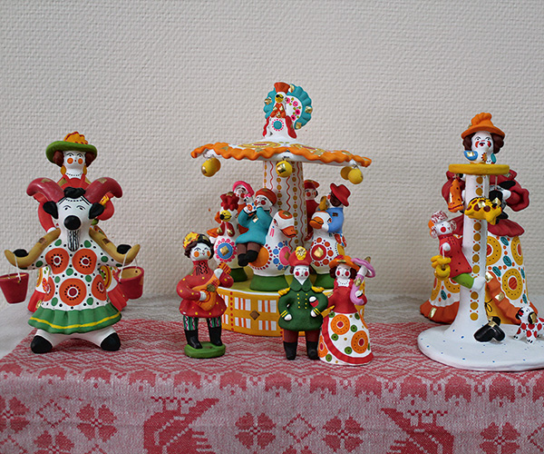 """Zabavushka"" Museum of Traditional Folk Toys"