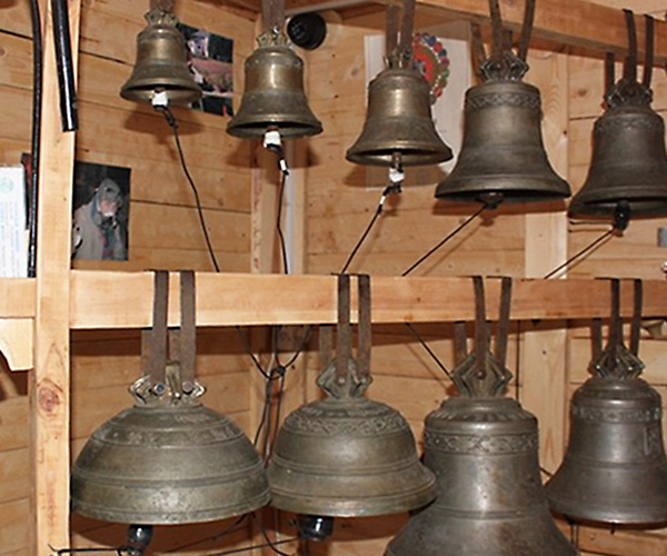 "The ""Lovely Bells, Casting Yard"" Museum"