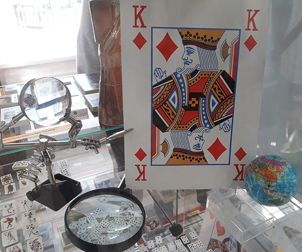 The Playing Cards Museum