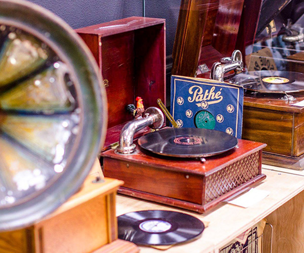 The World of Talking Machines Musical Museum