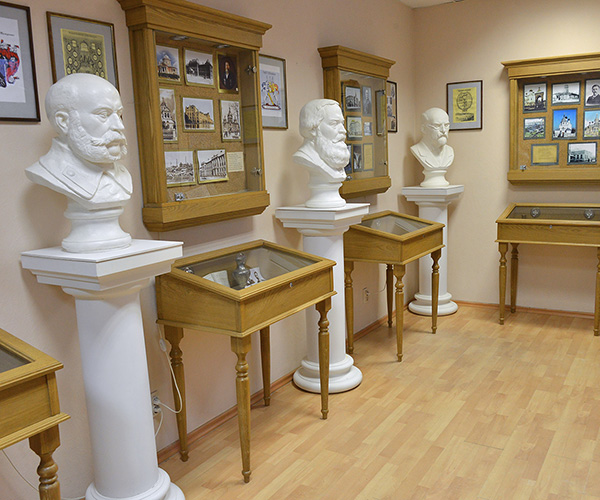 The Museum of Bryansk Philanthropists