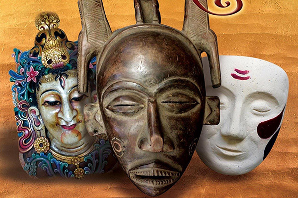 """The exhibition """"Masks of the world"""" has opened in Alexandrov"""
