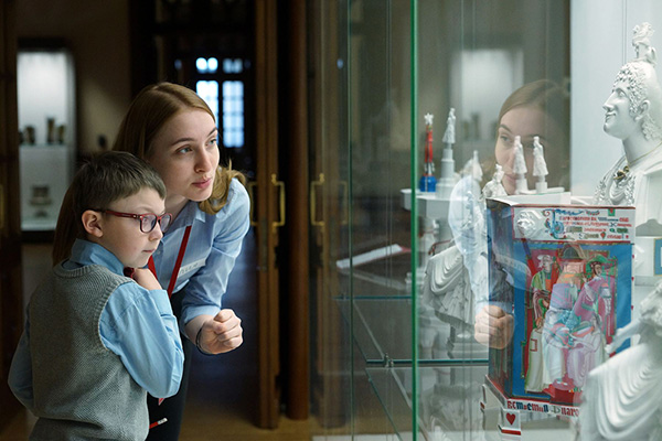 Competition of museum programmes for children with special mental needs