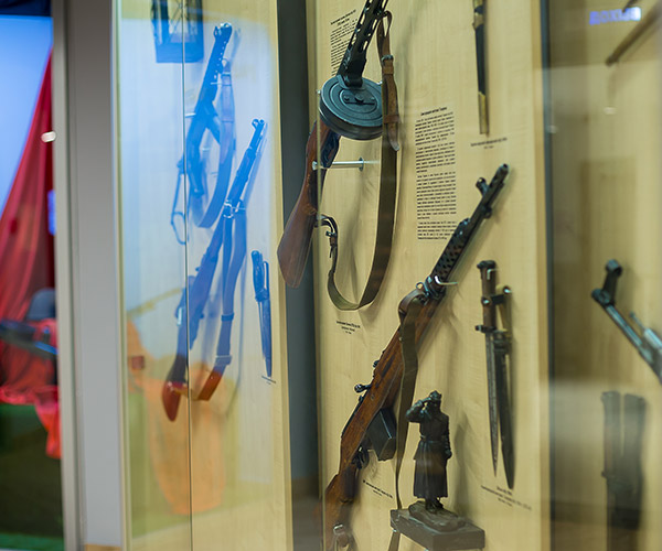 "The non-profit cultural organization ""V.A.Zakharov Museum of the History of Cold Weapons"""