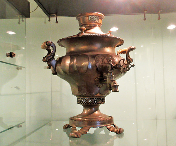 The Museum of Russian Samovar