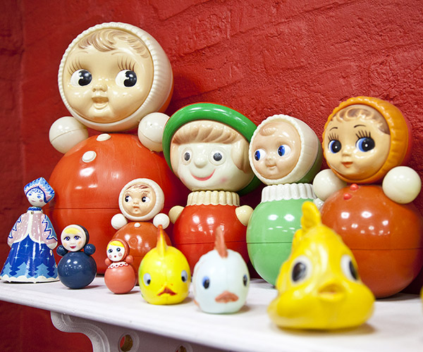 "The Museum of Soviet Toys ""Back to Childhood"""