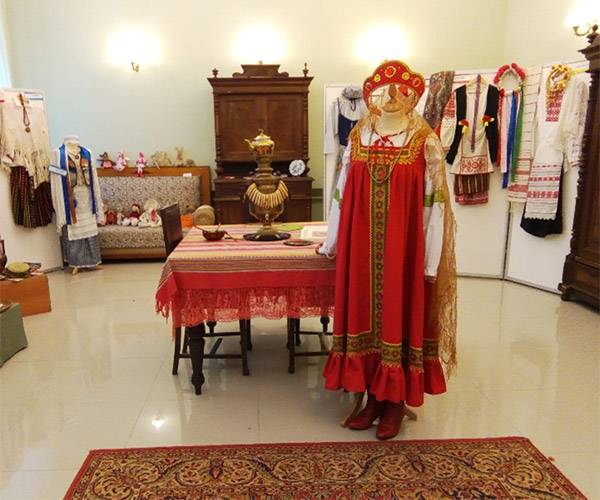 Traveling Museum of National Costumes