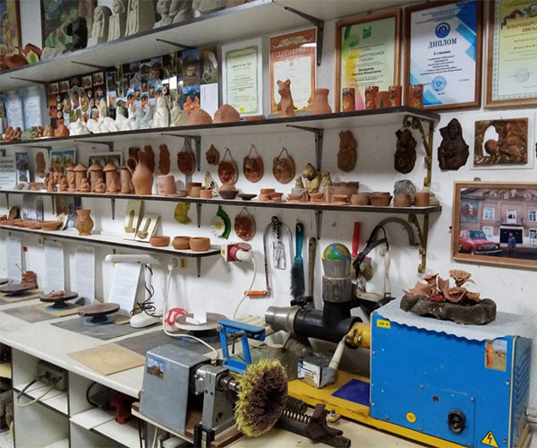 Kirach Museum-Workshop of Ceramics and Applied Arts